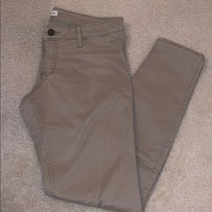 Women's Hollister Khaki Pants